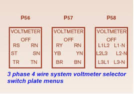 do it by self with wiring diagram voltmeter selector switch