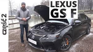 lexus ls zdjecia lexus gs f 5 0 v8 477 km 2016 techniczna część testu 256 youtube