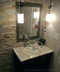 Above Mirror Vanity Lighting Vanities Side Vanity Light Height Bathroom Vanity Mirror Side
