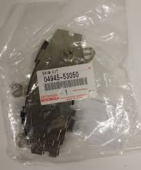 lexus is300 brake pads amazon com pad shims brake system automotive front rear