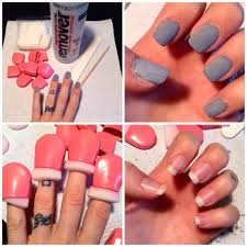 nail art remove gel nail polish yourselfhow to off from acrylic