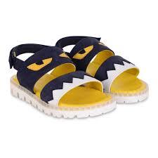 fendi boys navy bag bug sandals fendi from chocolate clothing uk