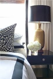 lacquer nightstands design ideas