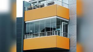 verande balconi la trasformazione balcone in veranda 礙 un decoro leso