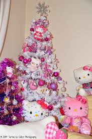 hello kitty white christmas tree u2013 festival collections