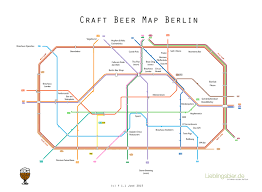 Essen Germany Map by Beerlin What You Didn U0027t Know About German Beer Centralberlin Blog