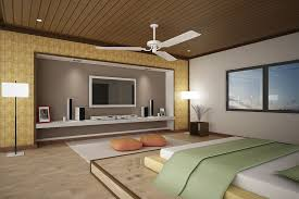 Interior Design Anchorage Briliant Wood Veneer Elegant Tv Stand With 2 Shelves Anchorage