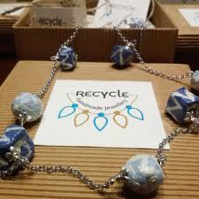 art of recycle recycle the art of recycling for bijoux città meridiane