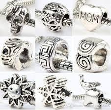 european bead bracelet charms images 140styles 925 silver big hole beads for european charm bracelets jpg