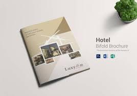 10 hotel brochure sample example format