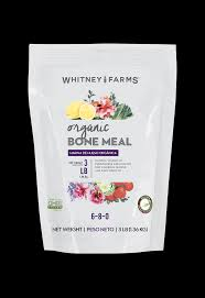 all natural flower food organic bone meal for beautiful flowers plants