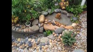 Homemade Backyard Waterfalls by Diy How To Build A Small Waterfall Garden In Your Front Yard