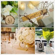 numero table mariage porte numéro de table noms de table rondin de bois pyrogravure
