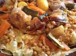 cuisine maghrebine chakhchoukha recettes blogs de cuisine