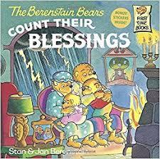 the berenstain bears count their blessings stan berenstain jan