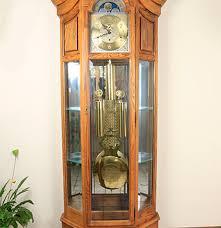 How To Transport A Grandfather Clock Howard Miller Grandfather Clock Ebth
