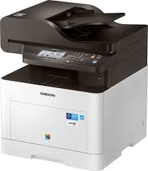 samsung proxpress c3060fw wireless color all in one printer white