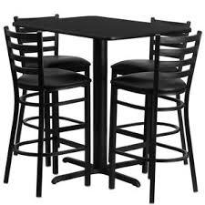 5 Piece Pub Table Set Modern U0026 Contemporary Swigart 5 Piece Pub Table Set Allmodern