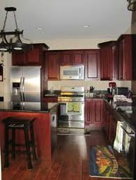 Kitchen Design Cherry Cabinets by Hardwood Floors In Kitchens Pictures Cherry Cabinets With Wood
