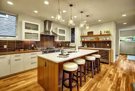 Engineered Hardwood In Kitchen Which Way To Lay Wood Floor Designing Idea