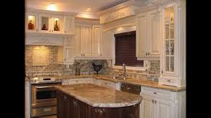 Glass For Kitchen Cabinets Doors by Simple Kitchen Cabinets With Glass Doors On Top Image Of H To