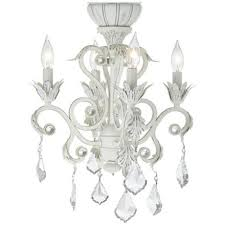Chandelier Light For Ceiling Fan 4 Light Rubbed White Chandelier Ceiling Fan Light Kit Chandelier