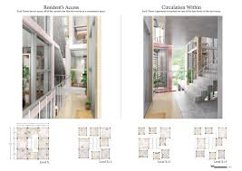 Home Within A Home Floor Plans Hong Kong Pixel Homes Competition Winners