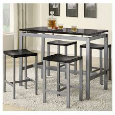 Pub Bar Table Brayden Studio Swigart 5 Pub Table Set Reviews Wayfair