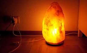 Reductress How A Himalayan Salt Lamp Calmed My Anxiety And