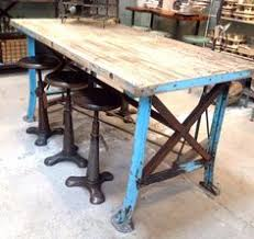 vintage kitchen work table how to achieve an industrial style magnolia industrial and chicago