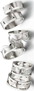 king and crown wedding rings wedding bands platinum his and hers king theme