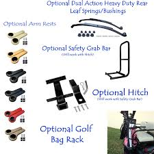 rhox rhino rear seat kit rhino e z go txt rear seat kit
