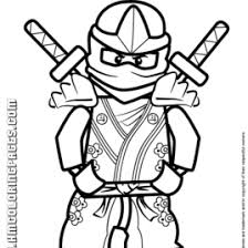 green ninja coloring kids drawing coloring pages marisa