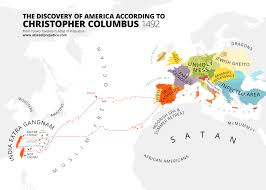 Greece On A World Map by This Man Creates The Most Offensive Maps Of Stereotypes In The World