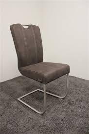 Esszimmerstuhl Noble Freischwinger Stuhl Microfaser Bestseller Shop Für Möbel Und