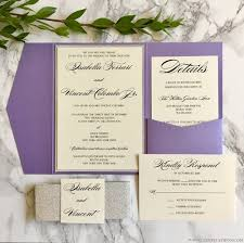 Purple And Silver Wedding Invitations Samples U2014 Cz Invitations