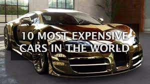 audi costly car 10 most expensive cars in the most luxurious costliest