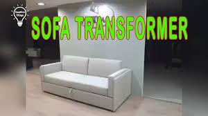 creative idea sofa transformer multifunction youtube