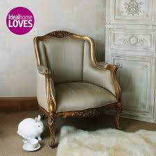 Armchairs Versailles Daddy Gold Armchair Bedroom Armchair
