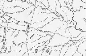 Rowan Map Mount Vernon North Carolina Part One City Of Rhetoric