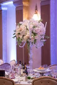 candelabra centerpiece reception décor photos white blush candelabra centerpiece