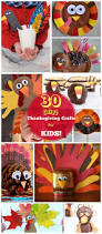35 best thanksgiving crafts for kids images on pinterest