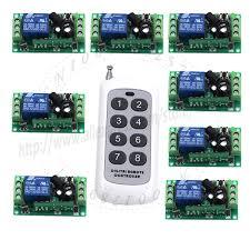 long range remote control light switch 2015 dc wireless long range remote relay control light switch 12v