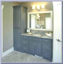 Undercounter Bathroom Storage Storage Bathroom Countertop Storage Cabinets In Conjunction With