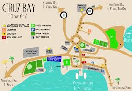 map usvi bad 5 stop 4 island tour of the islands