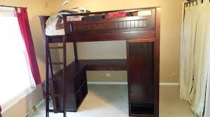 Cafe Kid Desk Cafe Kid Larson Loft Bed Locker Furniture In Elgin Il