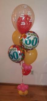 birthday delivery balloons relax you re the rainbow get well soon small balloon bouquet