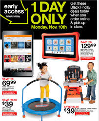 target black friday sale preview shop the target black friday 2014 early access ad for today