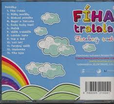 fiha tralala dvd cd various fiha tralala 2 farebny svet supershop tvoj cd