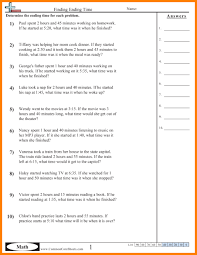 8 elapsed time worksheets nypd resume